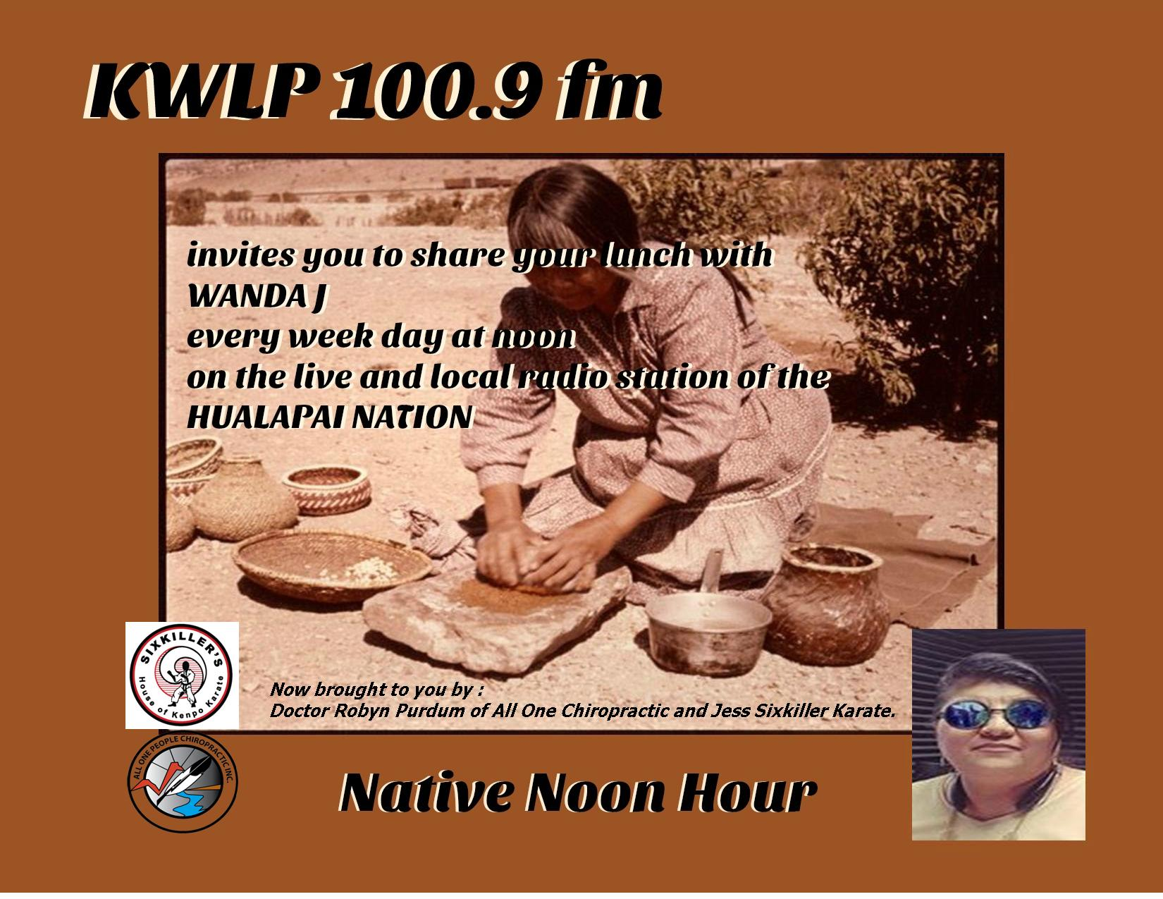 Native Noon Hour sponsored by Robyn and Jess