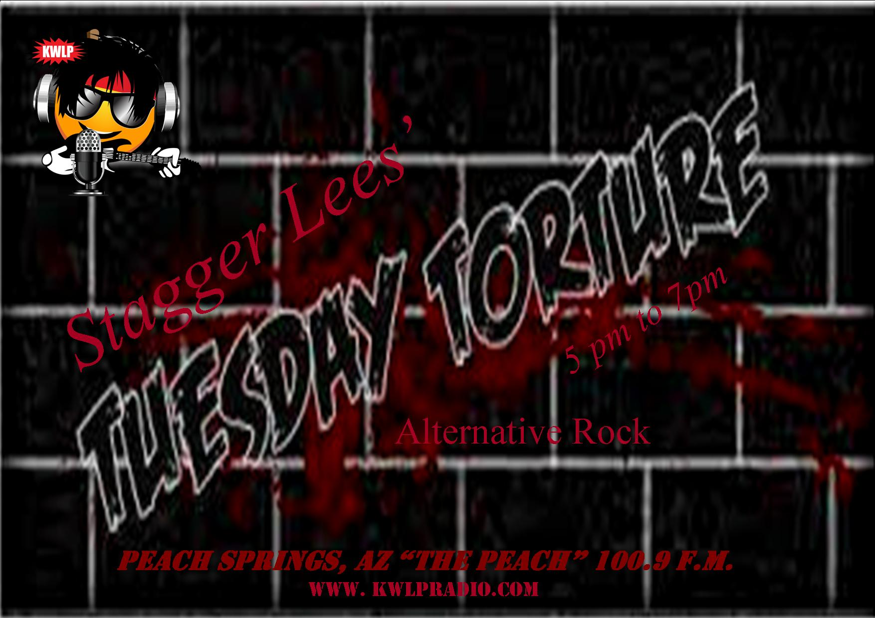 Tuesday Torture PROMO SL 092015